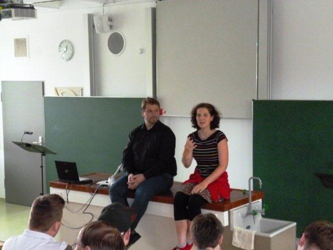 """Enisas Tagebuch"" – ue-Theater an der AFS"