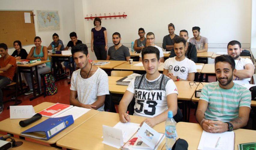 Aloys-Fischer-Schule: neue Klasse und neue Kollegen