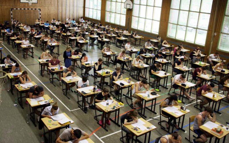 Die schriftlichen Abschlussprüfungen an der Aloys-Fischer-Schule laufen