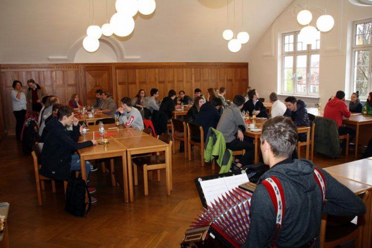 Aloys-Fischer-Schule baut Partnerschaft zur Schule für Bautechnik in Pilsen weiter aus