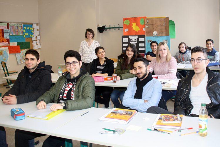 Die Integrationsvorklasse an der Aloys-Fischer-Schule