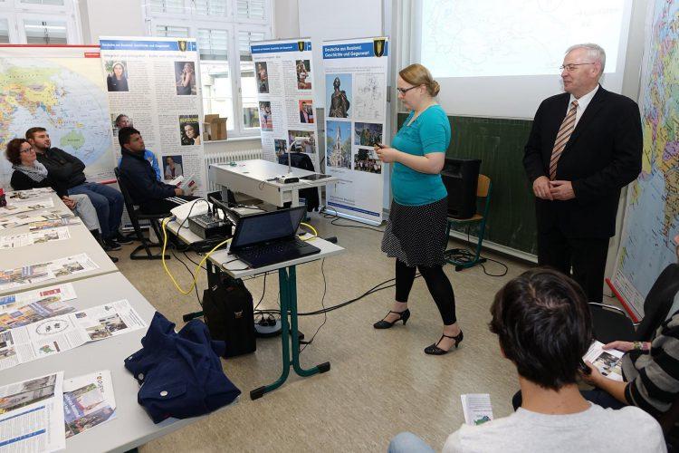 Thema Migration und Integration an der Aloys-Fischer-Schule