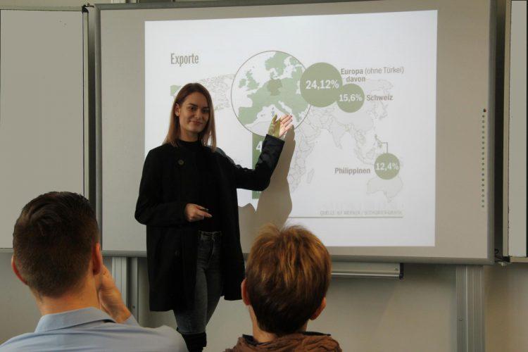 Ausbildungsrichtung Internationale Wirtschaft an der FOSBOS Deggendorf