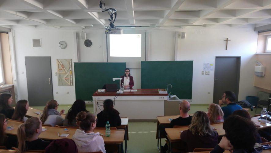 Vortrag des Bayerischen Landesamtes für Verfassungsschutz an der Aloys-Fischer-Schule