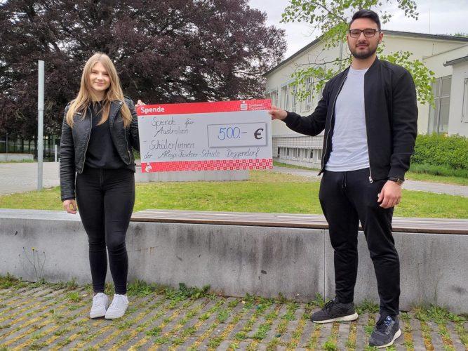 Aloys-Fischer-Schule zeigt soziales Engagement