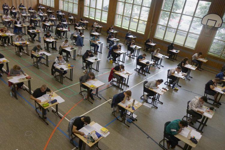 Verspätete Prüfungstage an der Beruflichen Oberschule